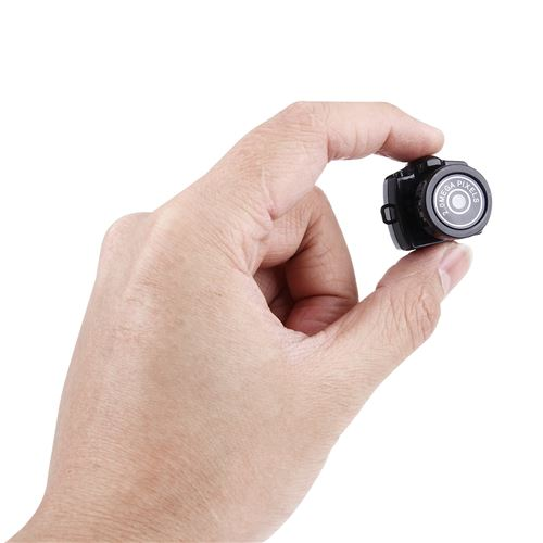 (#33) Y2000 HD Outdoor Sports Ultra-Mini DV Pocket Digital Video Recorder Camera Camcorder, Support