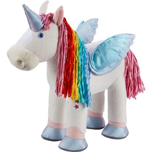 Haba unicorn Magic couleurs blanc 36 cm