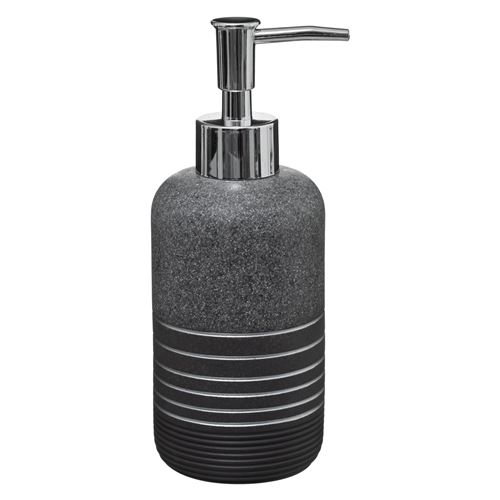 Distributeur de savon design Silver - Gris