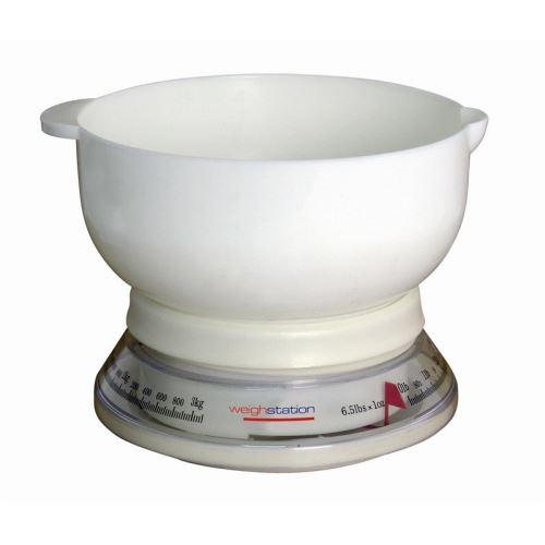 Balance de cuisine ronde 3kg