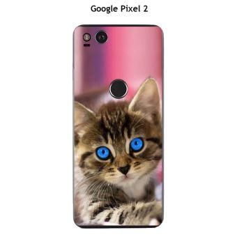 Coque Google Pixel 2 Design Chaton 1 Etui Pour Téléphone
