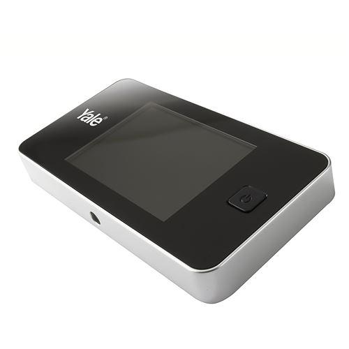 Yale - Judas numérique 500 Argent - DDV 500