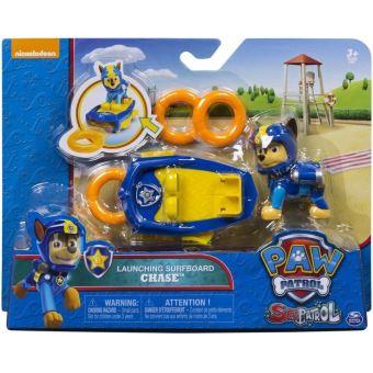 Pat/'patrouille-Véhicule et figurine Sea Patrol Marcus