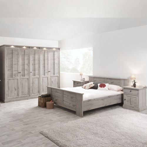 Chambre adulte contemporaine ARIZONA 2 - Option 2 - Achat & prix | fnac