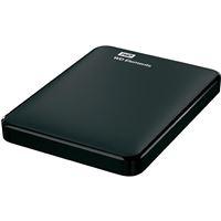 Disque Dur WD Elements, 2 To, Noir