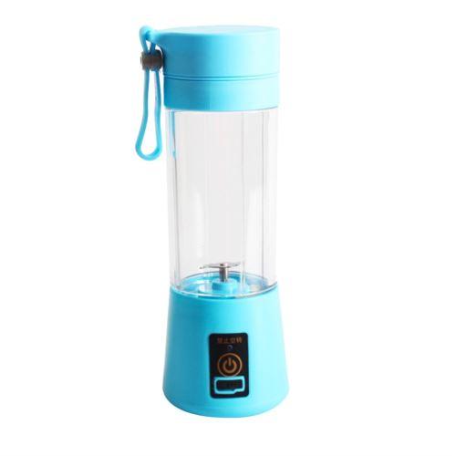 Processeur Maker Sport Bottle Food Blender Juice électrique USB Portable_Kiliaadk1001