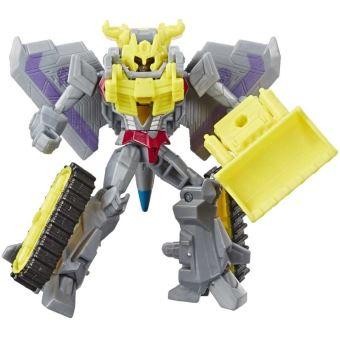 Hasbro Transformers CyberverseSpark Armor Battle Starscream 12 cm gris