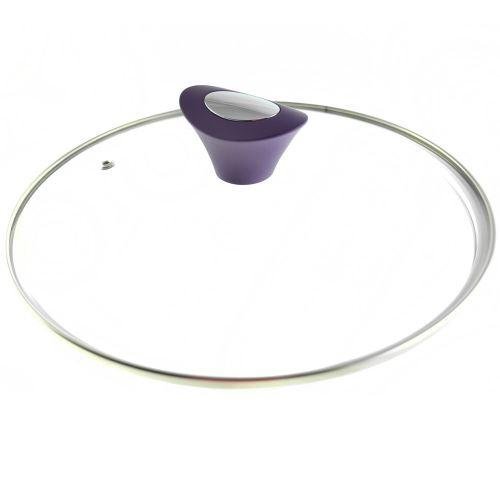 Couvercle à poêle 24 cm Color Your Kitchen de Durandal - Violet