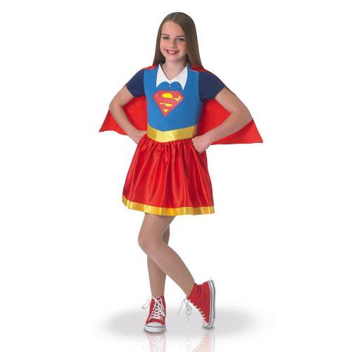Déguisement dc super hero girls : supergirl : 3/4 ans rubie's