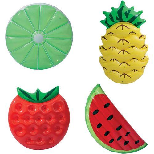 Matelas fruits - modèle aléatoire - livraison à l'unité