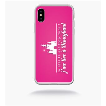 coque rigide iphone x disney