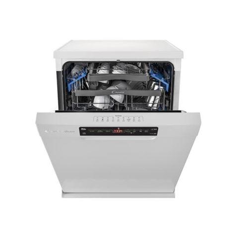 Candy Bianca CDPN 2D522PW - Lave-vaisselle - pose libre - WiFi - largeur : 60 cm - profondeur : 60 cm - hauteur : 84.5 cm - blanc