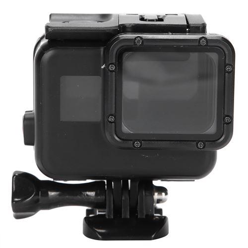 Boîtier de protection pour GoPro Hero 5 6 7 anti poussière étanche de 40m - Noir