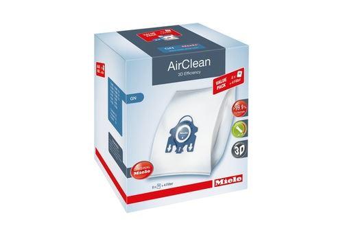 Compatible Avec MIELE GN complet C3 Cat /& Dog 11085190 3D Sacs Aspirateur 10 Pack Et 4 Filtres