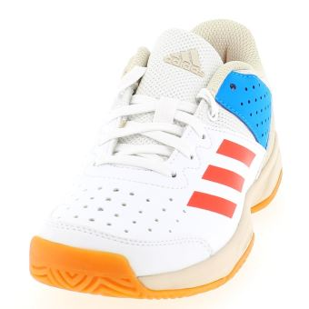 Réf Court Adidas Indoor 49284 13 Taille37 Chaussures Handball Blanc Jr Stabil l5uK13TcFJ