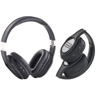 casque arceau supra-auriculaire bluetooth avec partage de musique