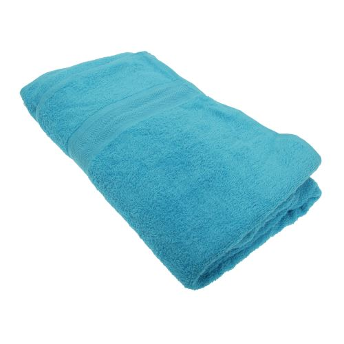Drap de bain uni 100cm x 180cm Jassz (Taille unique) (Bleu royal) - UTBC553