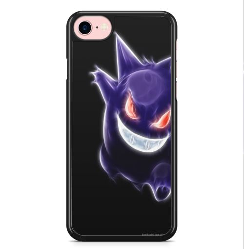 Coque Fifrelin pour iPhone 11 PRO Gengar Ectoplasma Pokemon