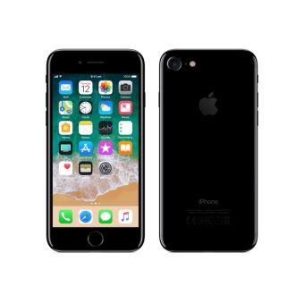 Apple iPhone 7 128 Go Noir de jais - Reconditionné ou Occasion