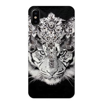coque iphone xs max tigre
