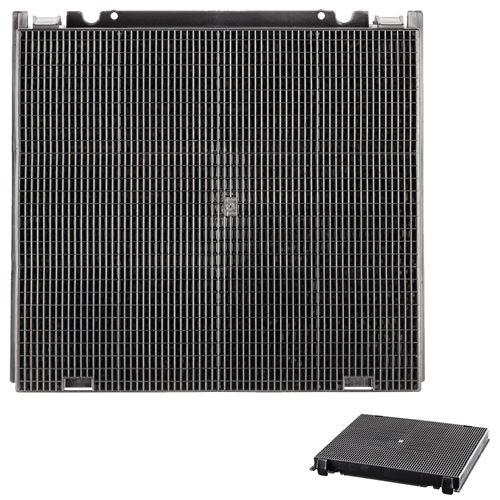Filtre charbon (à l'unité) AMC242 (143560-2746) Hotte 484000008777 ARISTON HOTPOINT, INDESIT, SCHOLTES - 143560_3662894920474