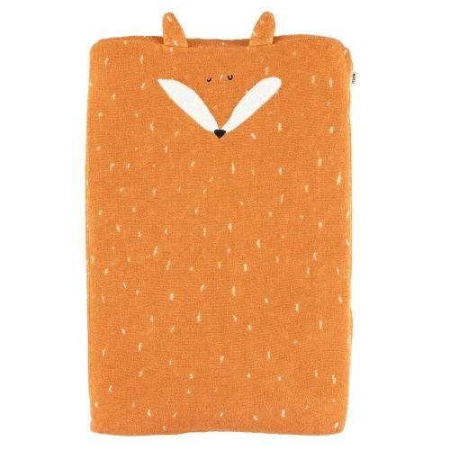Trixie housse de matelas à langer Mr. Fox70 x 45 cm coton orange