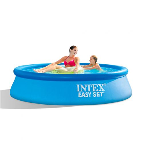 Intex Piscine gonflable Easy Set Piscine 366 x 76 cm bleu