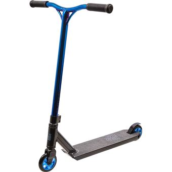 Trottinette Freestyle Complète BLAZER PRO Outrun Blue Chrome