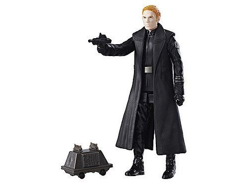 Hasbro – Star Wars : Les Derniers Jedi – Force Link – General Hux – Figurine 9,5 cm