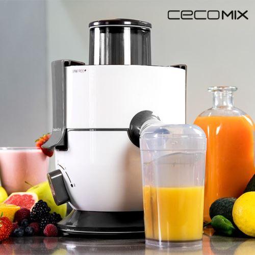 Centrifugeuse avec carafe à jus 500 ml 650W - Preparation de jus, jus de fruit et orange facile
