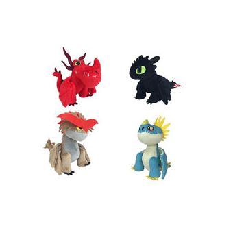 Peluche Dragons Premium 20 Cm Modèle Aléatoire Animal En Peluche Achat Prix Fnac