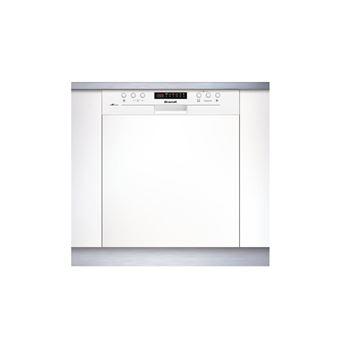 en soldes c3e7a 550a5 Brandt Vh15w - Lave Vaisselle Encastrable - 13 Couverts - Silencieux 44 Db  - A++ - Larg 60 Cm - Bandeau Blanc