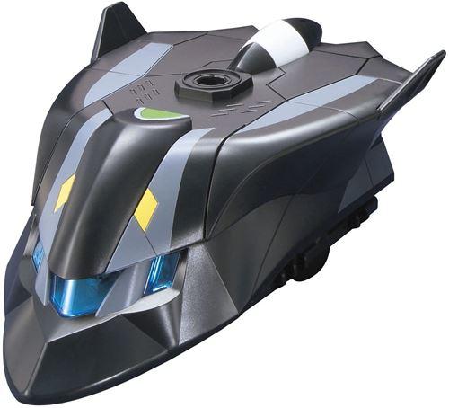 LBX Riding Saucer II (collier de corps noir) - The Little Battlers Wars - Kit de construction pour modèle en plastique sans échelle
