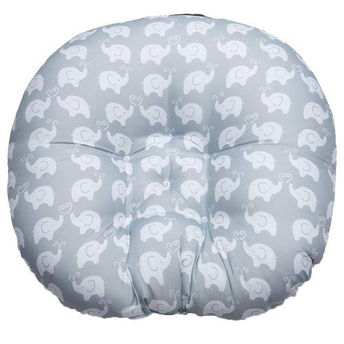 Nouveau-Né Bébé Chaise Longue Portable Soft Chair Elephant Sofa Soutien Seat Oreiller YEZB182