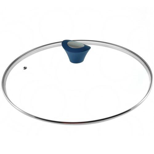 Couvercle à poêle 32 cm Color Your Kitchen de Durandal - Bleu