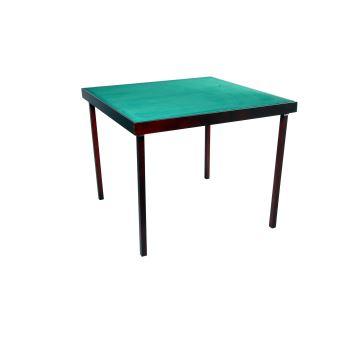grande table de jeux de cartes pliable en bois jeu de cartes achat prix fnac. Black Bedroom Furniture Sets. Home Design Ideas