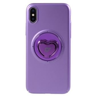 coque iphone x en coeur