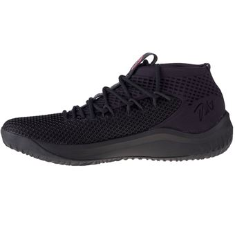 Chaussures de Basketball adidas Dame 4 Noir Core Black pour