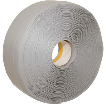 Plinthe Pvc Souple Gris Clair Autocollante 25m Pliable Adhesive Materiel De Construction Sol Achat Prix Fnac