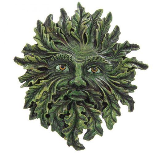 Plaque Murale Homme Vert, Vert Printemps