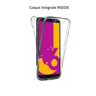 Coque Integrale RIGIDE avant arriere Total Transparent pour Samsung Galaxy A6 2018