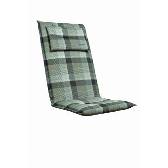 les 7 tons de Kettler 8725 x dans Coussin 121 0309401 x grisImport Allemagne pliante cmCarreaux 50 pour chaise nwNO80vm