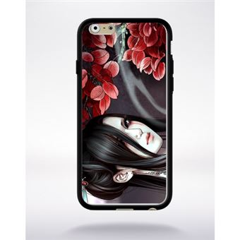 coque iphone 6 geisha