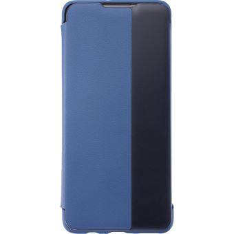 Huawei View - Flip cover voor mobiele telefoon - blauw - voor Huawei P30 lite