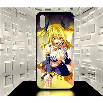 iphone x coque fairy tail