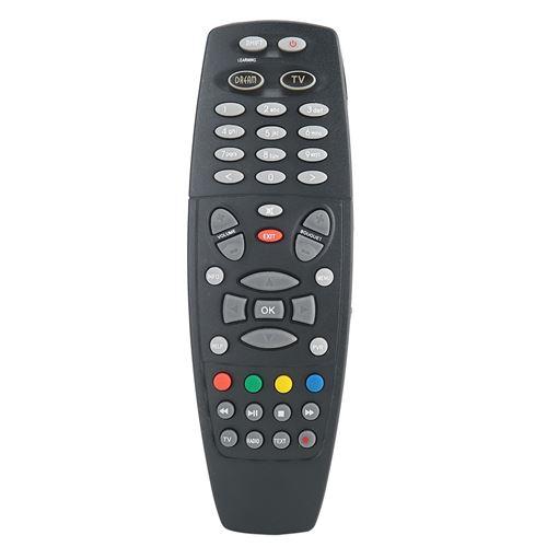 Télécommande de Boîtier Décodeur Smart TV pour Dreambox 800HD 800SE DM800 C / S / SE