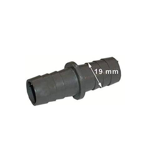 333330 Raccord droit de tuyau de vidange 19mm/19mm HobbyTech