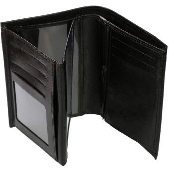 Classique , portefeuille cuir noir tk02 , portefeuille homme couleur , noir,  matière , cuir - Portefeuilles - Achat   prix   fnac 156cc8e86e7