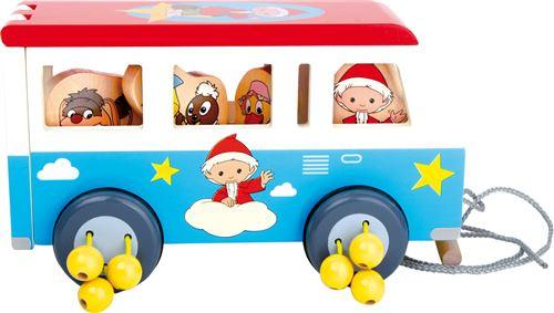 Notre Marchand De Sable Autobus