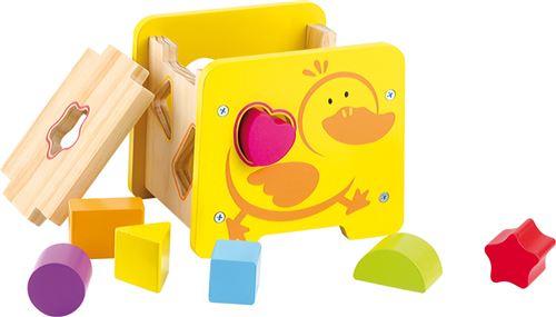 """Cube De Motricité """"Canard"""""""